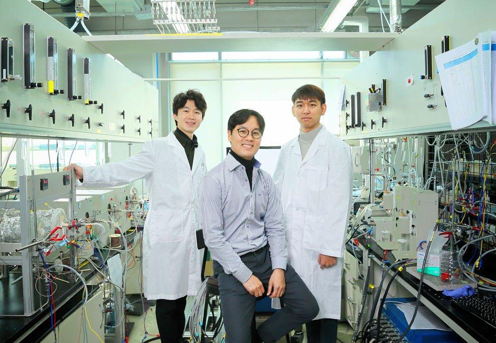 Científicos coreanos desarrollan el sistema más eficiente para producir hidrógeno
