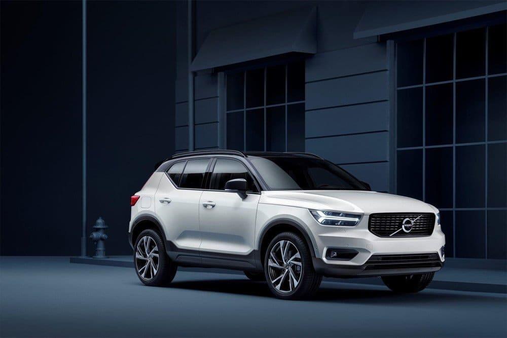 Volvo confirma que lanzará un SUV XC40 100% eléctrico