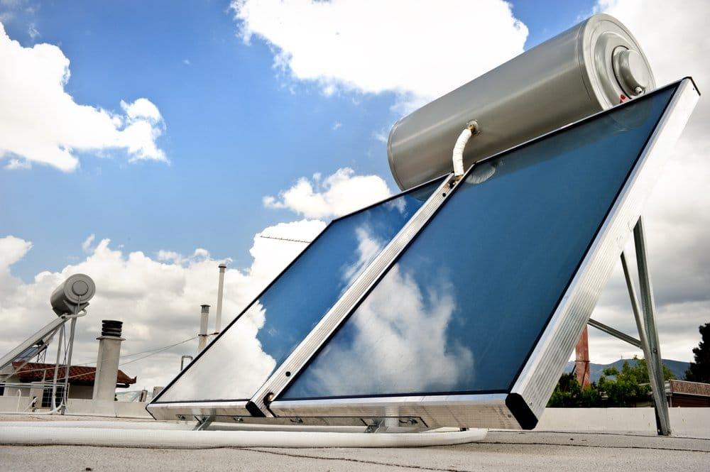 Cómo calentar una vivienda con energía solar térmica