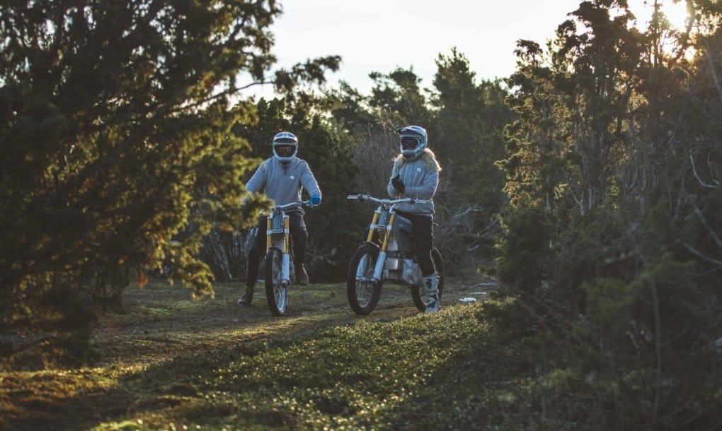 La movilidad 100% eléctrica llega a las motocicletas todoterreno con KALK