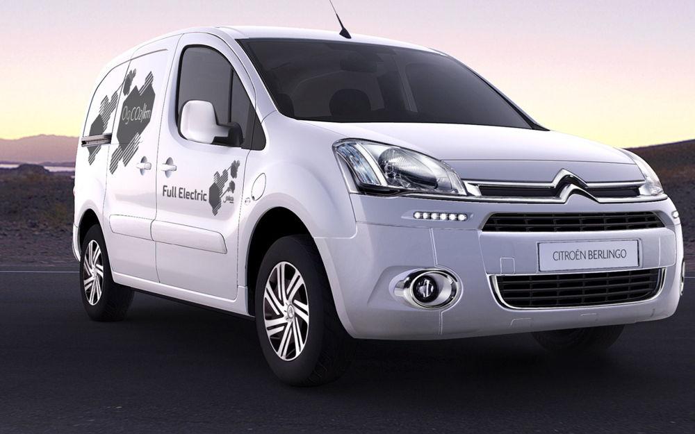 Citroën: Berlingo eléctrica