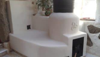 Estufas de mampostería, un sistema de calefacción ecológico