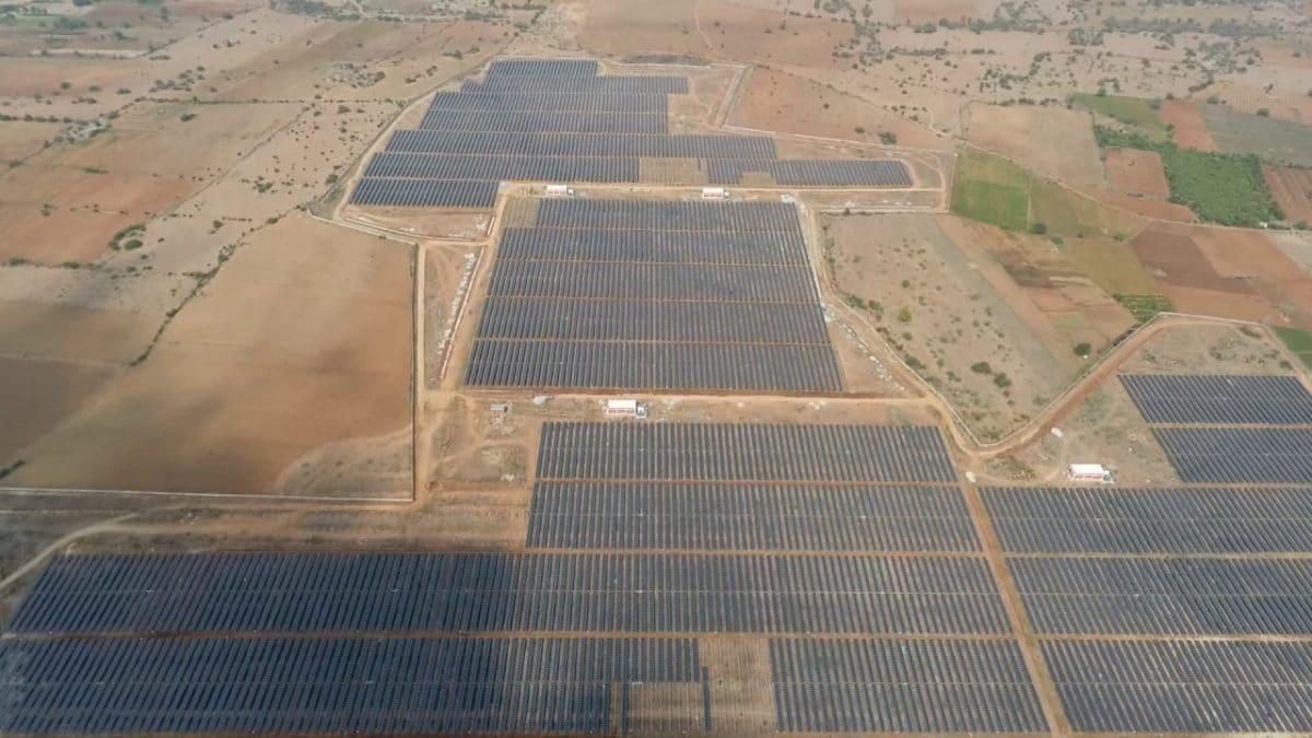 Inaugurada en la India la mayor instalación fotovoltaica del mundo