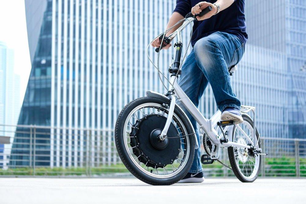 EvoWheel Bicicleta eléctrica
