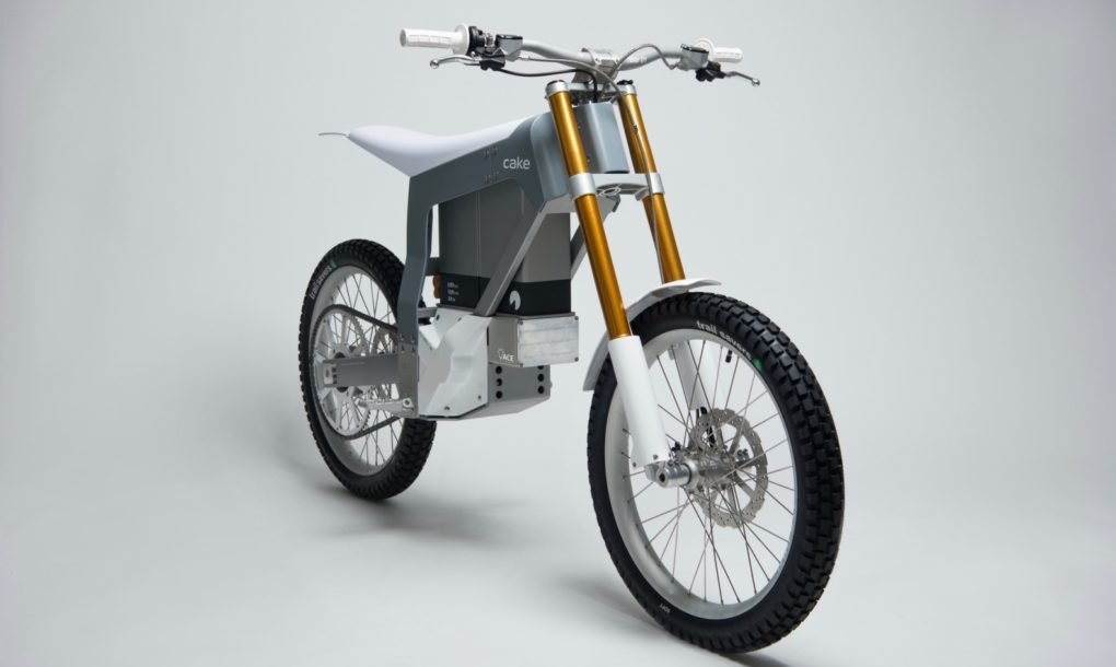 Motocicletas todoterreno KALK