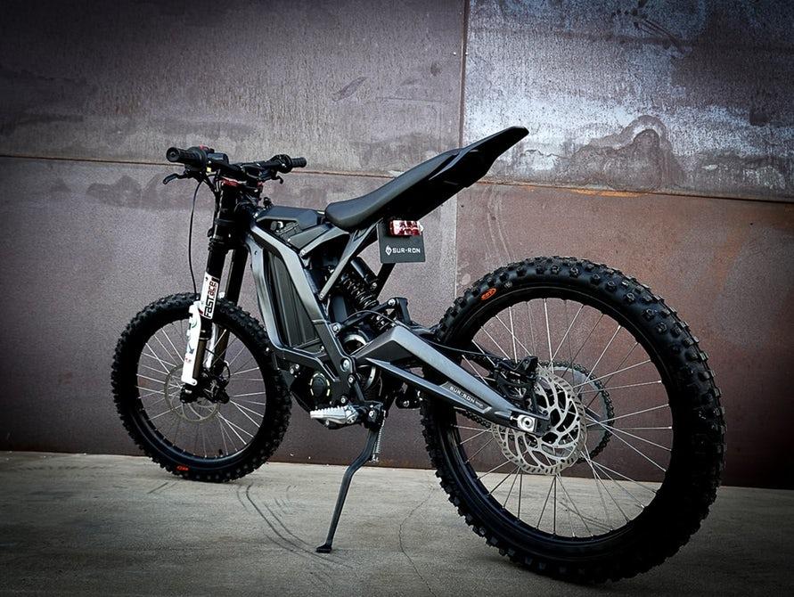 Sur Ron Nueva Moto El 233 Ctrica De Monta 241 A Fabricada En