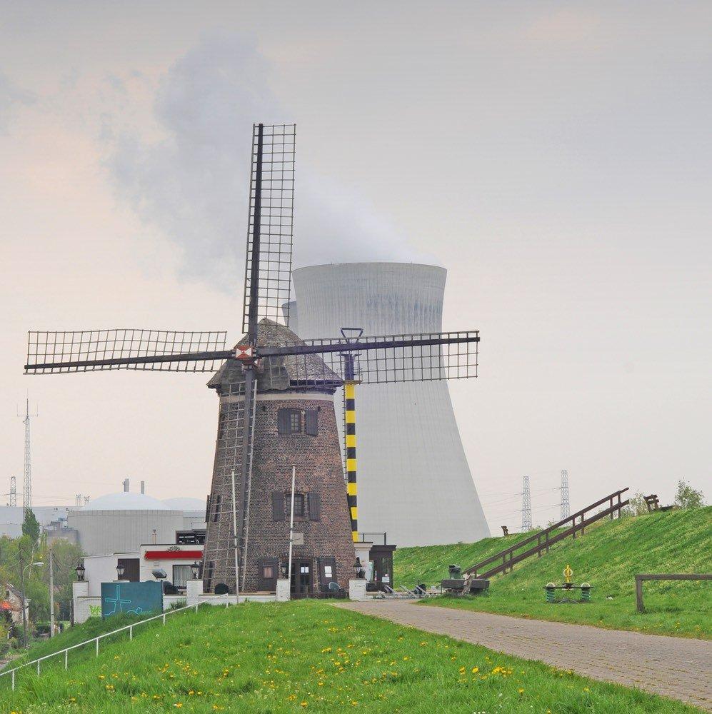 Bélgica: su gobierno aprueba eliminar la energía nuclear para 2025