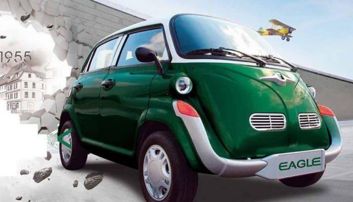La leyenda del BMW Isetta vuelve en versión eléctrica