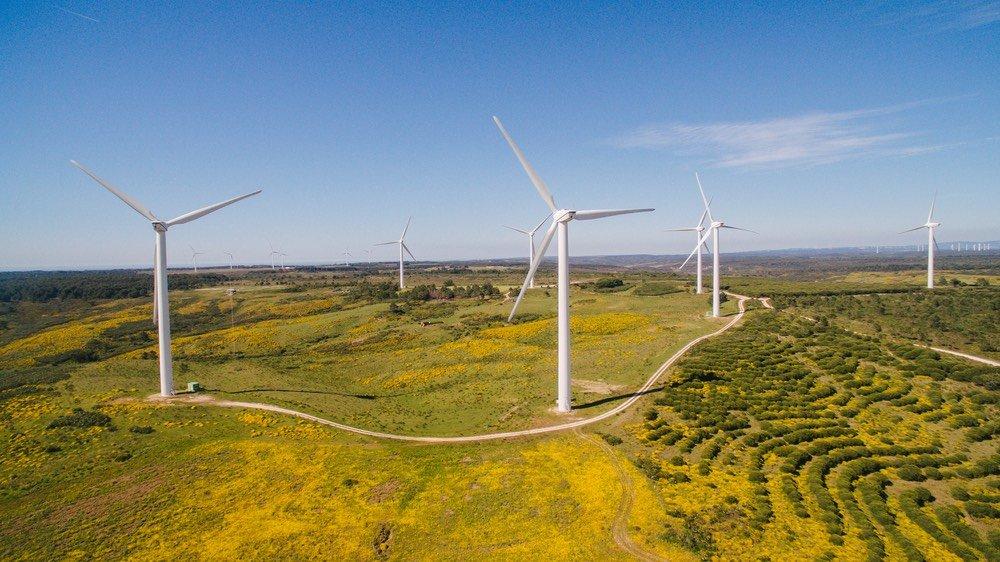 En marzo, el 104% del consumo de electricidad de Portugal procedía de energías renovables