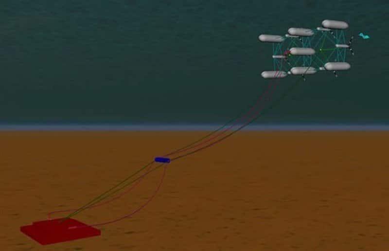 Investigadores españoles reducen costes en sistemas de generación de energía en corrientes marinas profundas