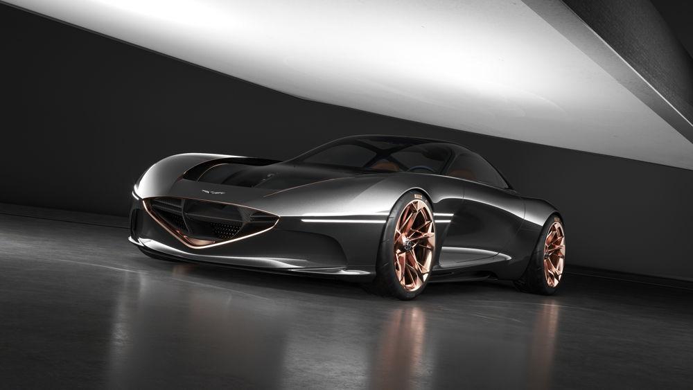 Genesis Essentia Concept. El deportivo eléctrico para los más exigentes mas cerca cada día