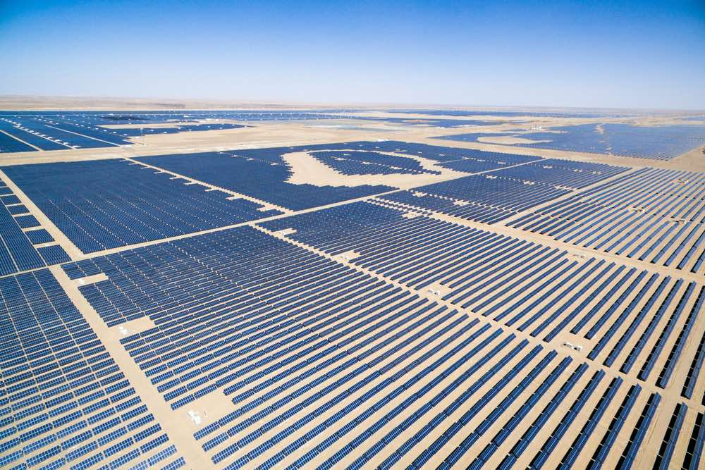 China instala casi 10 GW de energía solar en el primer trimestre, un 22% más