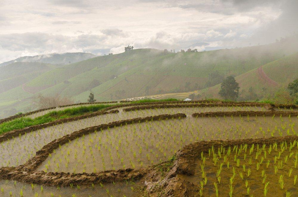 El nuevo sistema de producción de lluvia Chino podría aumentar las precipitaciones en miles de millones de metros cúbicos