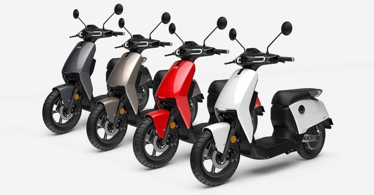 Xiaomi Super Soco moto eléctrica