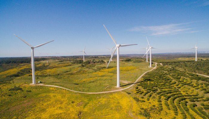 La energía eólica terrestre en Europa podría cubrir el 100% de las necesidades energéticas mundiales