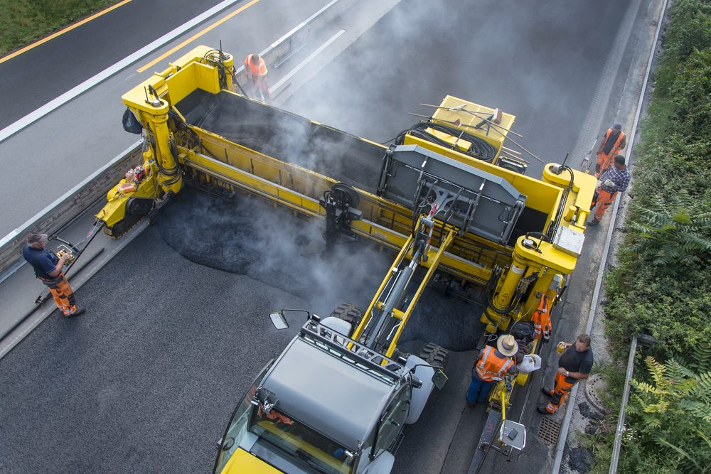 Australia está pavimentando calles con tóner de impresora reciclados