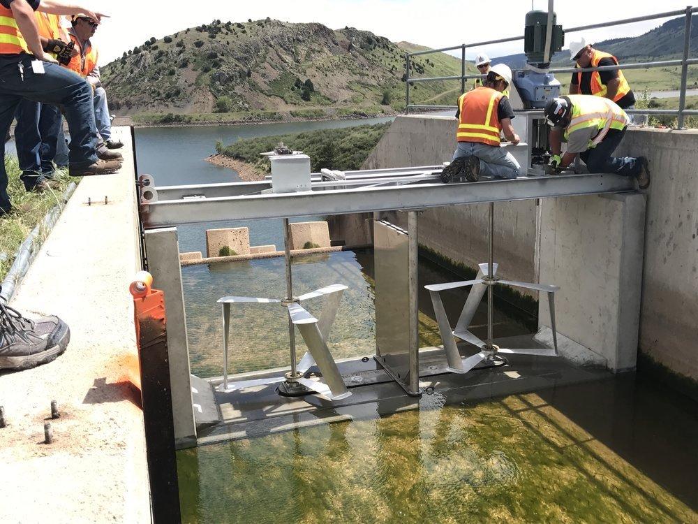 EnergyFlume, transformando pequeños canales de agua en centrales hidroeléctricas capaces de generar energía limpia