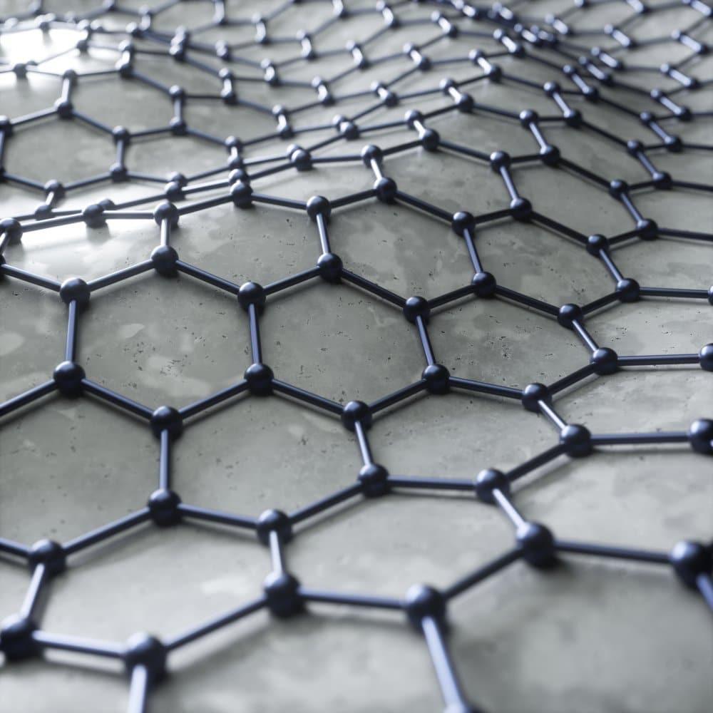 Un hormigón de grafeno el doble de fuerte y más ecológico que el actual