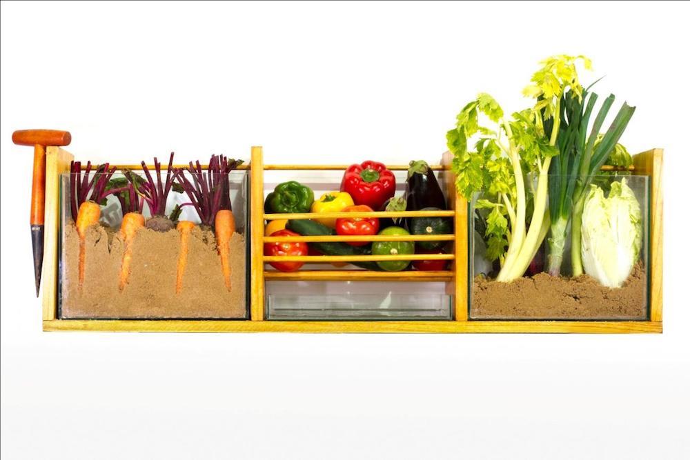 La Caja Verde, la nevera para vegetales sin electricidad