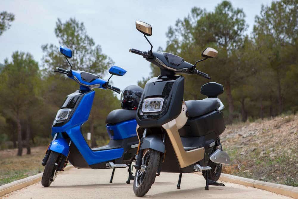 "Next NX1, la moto eléctrica de ""Mercadona"""