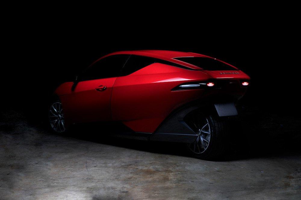 Sondors, el coche eléctrico de tres ruedas por menos de 9.000€