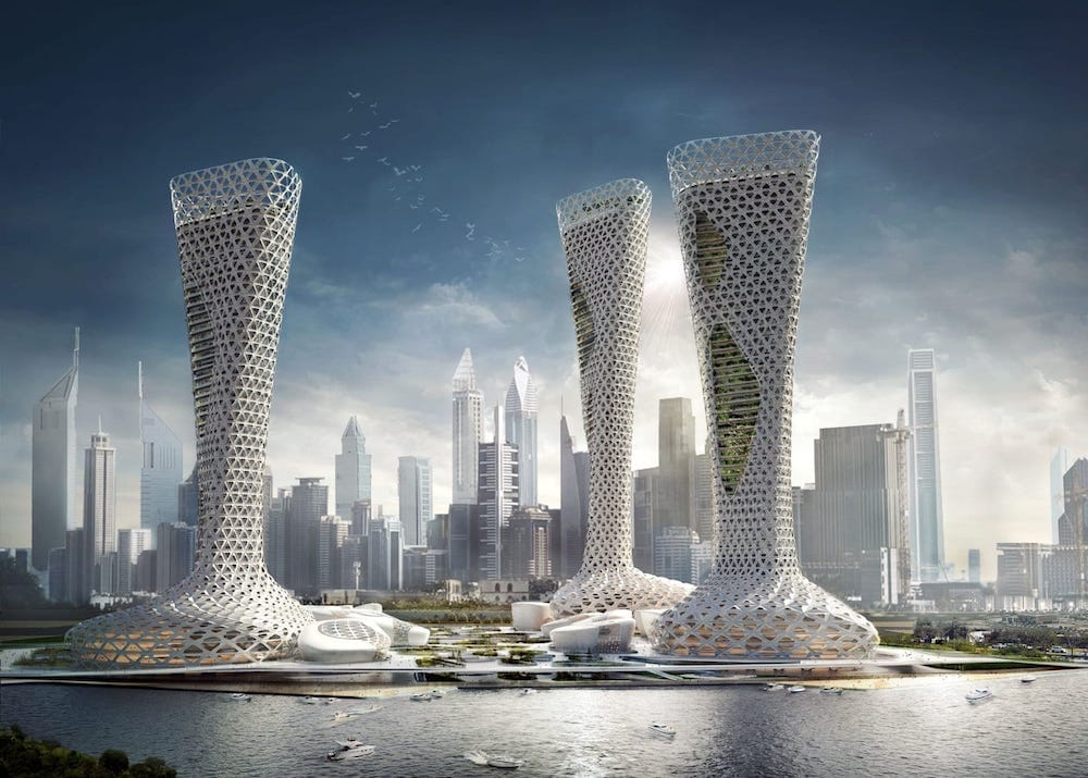 Arquitectura simbiótica, arquitectura bioclimática inteligente