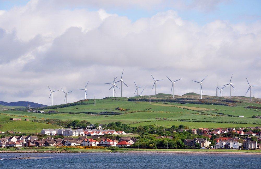 Escocia-eolica