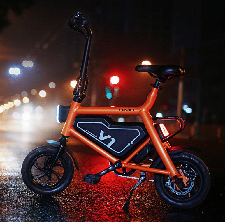 20 Maneras De Cómo Reciclar Las Ruedas De Tu Bicicleta: Xiaomi Lanza Himo V1, Una De Las Bicicletas Eléctricas Más