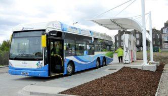 Una nueva flota de autobuses de hidrógeno para Alemania y el Reino Unido