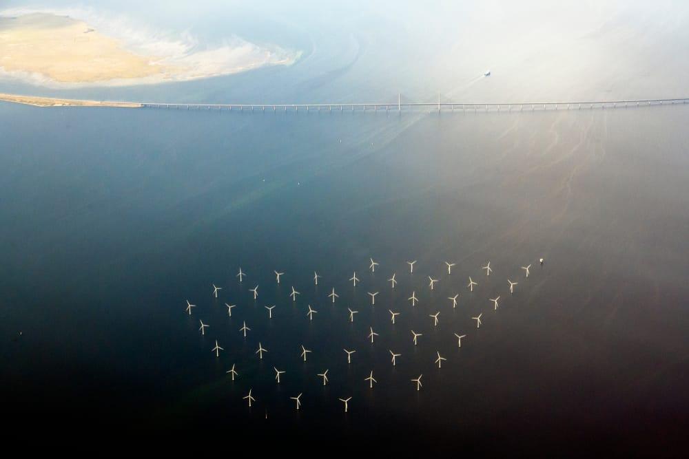 Parque eólico marino Suecia