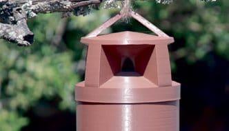 Imago, trampa de feromonas biodegradable para insectos