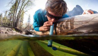 """Lifestraw, la """"pajita"""" que convierte el agua contaminada en potable"""
