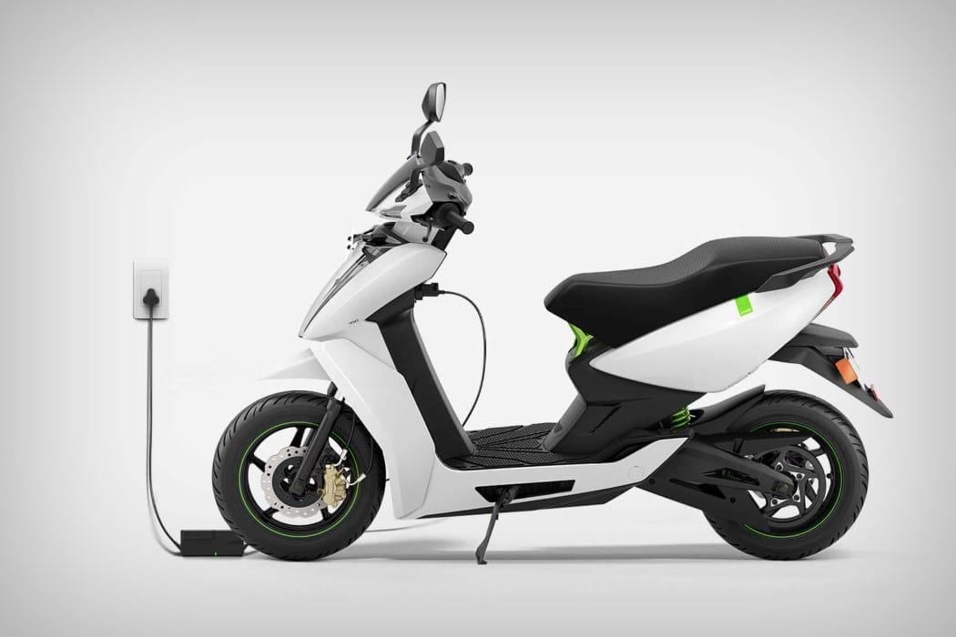Ather 450, el scooter eléctrico indio