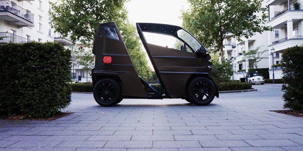 iEV X coche eléctrico