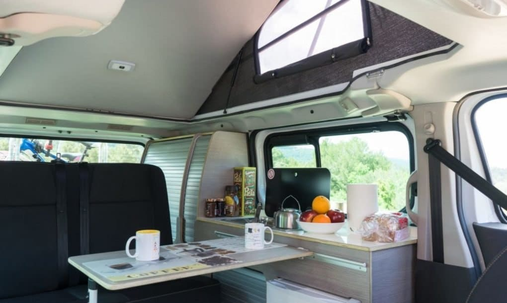 Imagen Nissan E Nv200 Camper Interior