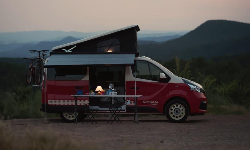Imagen Nissan E Nv200 Camper1