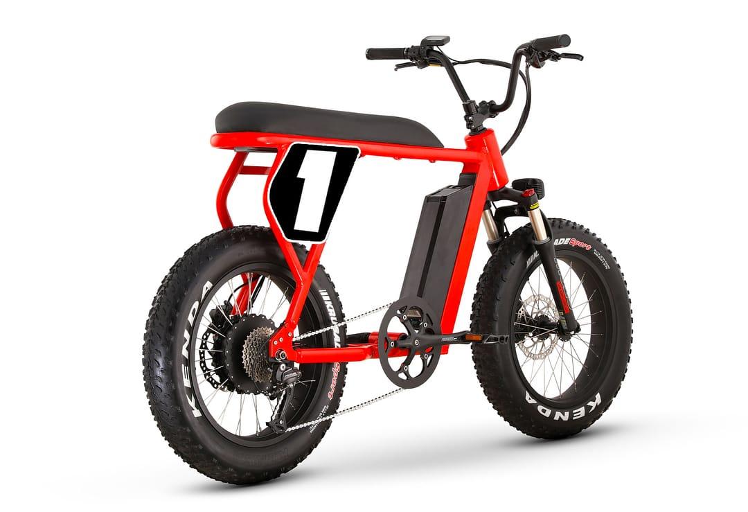 Juiced Bikes Scrambler, bicis eléctricas