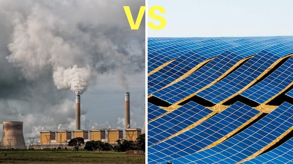 Solar-vs-carbon