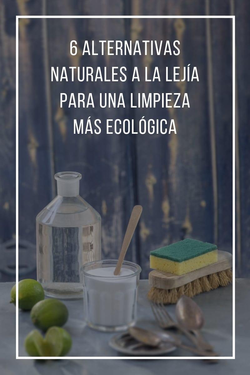alternativas naturales a la lejía para una limpieza más ecológica