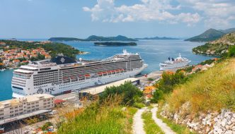 MSC eliminará el plástico de un sólo uso de sus cruceros