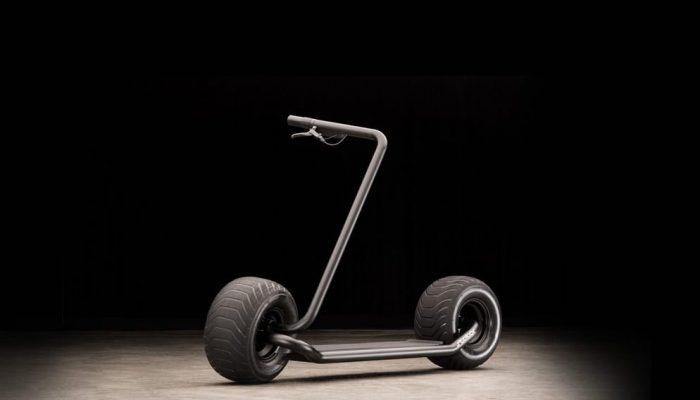 "Stator, un ""patinete"" eléctrico de diseño espectacular"