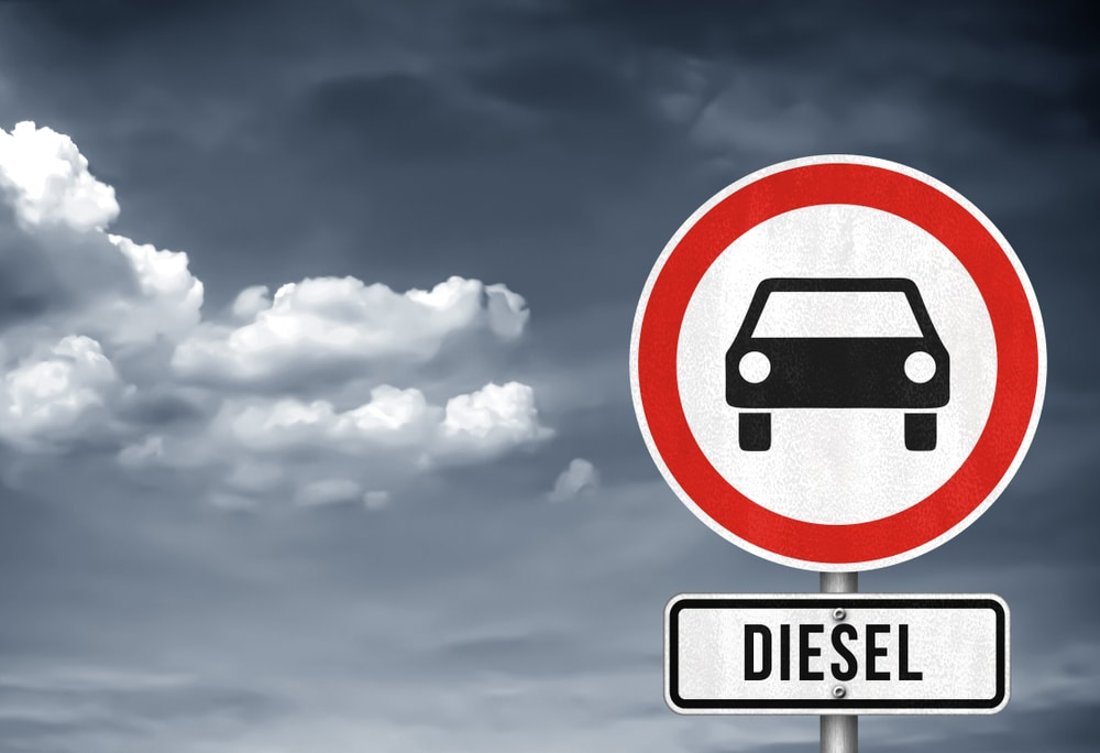 Diesel-prohibido