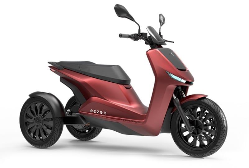 EEZON E3 moto eléctrica