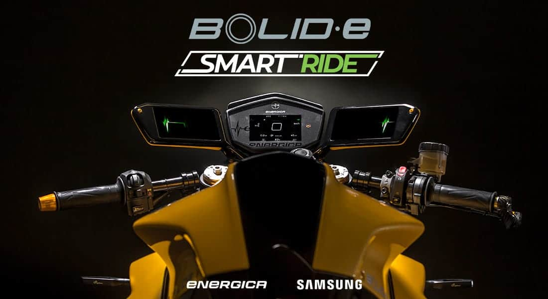 Energica Bolid-E