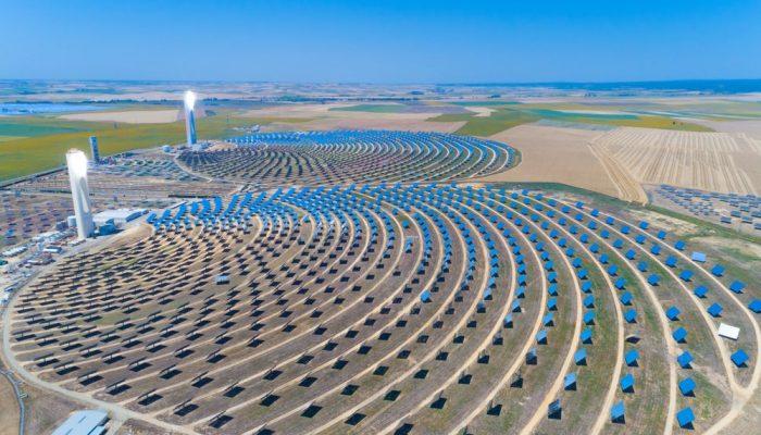 Plan energético español: 100% de electricidad renovable en 2050
