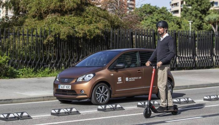 SEAT eXS KickScooter, el patinete eléctrico del fabricante español