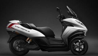 Peugeot presenta 3 nuevos scooters eléctricos