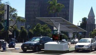 Nueva York empieza a desplegar estaciones de carga solar EV sin conexión a la red eléctrica
