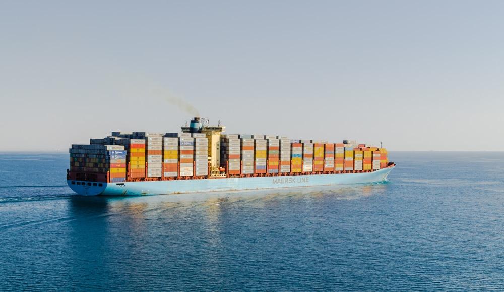Maersk-buque