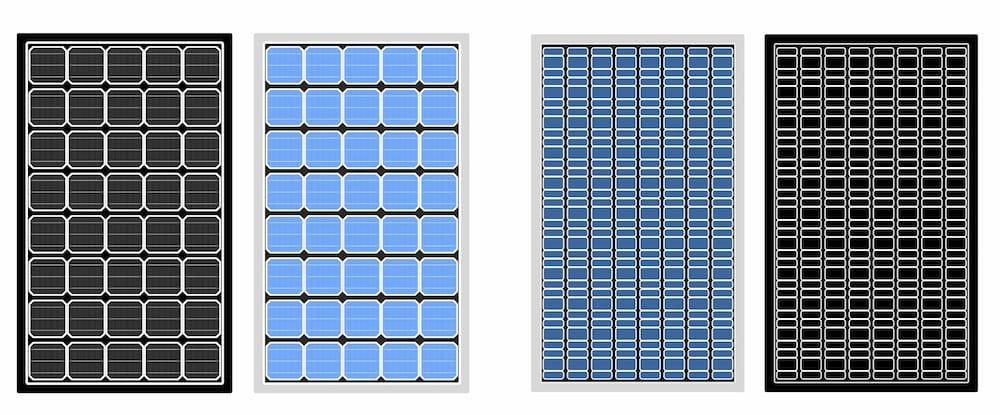 El color de las c lulas fotovoltaicas podr a hacer la energ a solar m s barata - Tipos de paneles solares ...